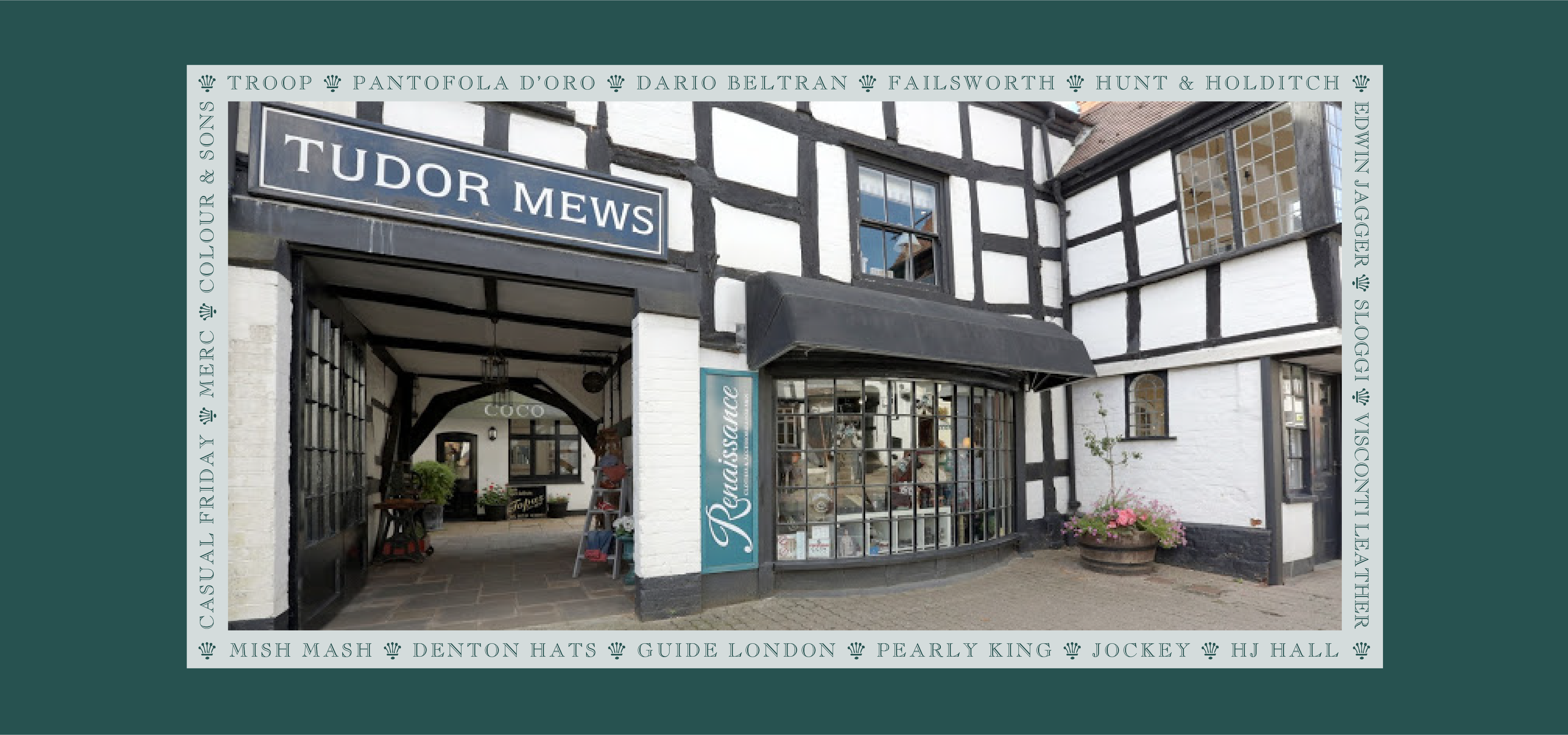 Renaissance Tudor Mews Ledbury