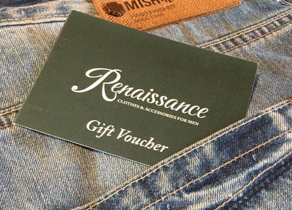 Renaissance Gift Voucher